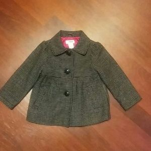 Circo Toddler Girl's Dressy Coat